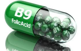 vitamin B9 folic acid